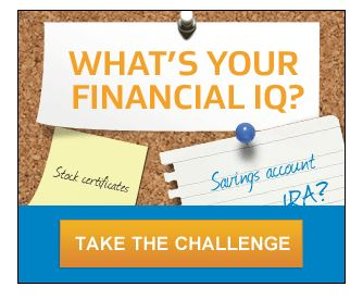 What's your financial IQ? Quiz