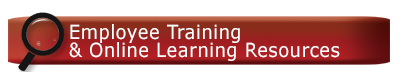 Employee Training and Online Learning Resources