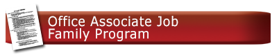 Office Associate Job Family Program