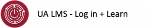 UA LMS - Log in and Learn