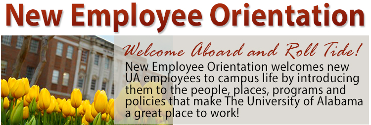 New Employee Orentation