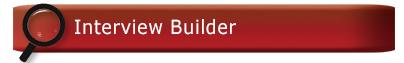 Interview Builder