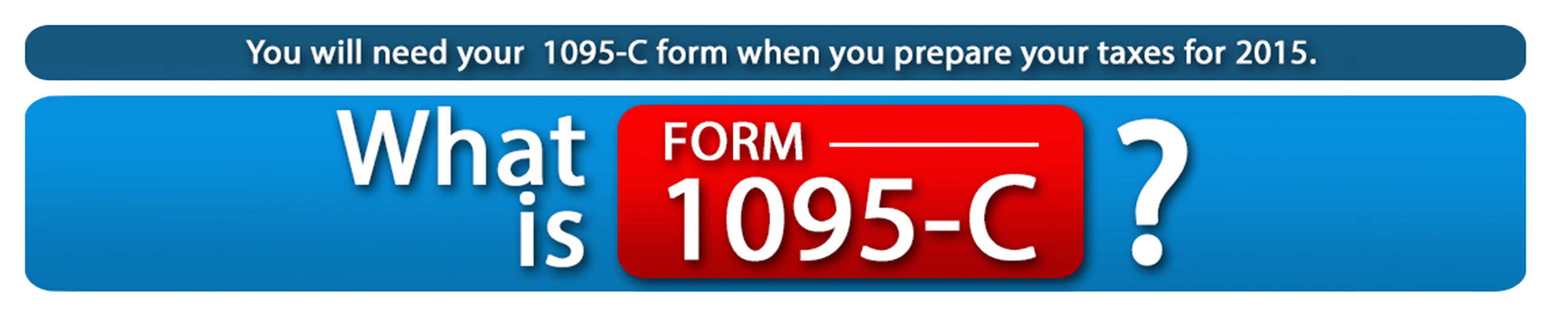 What is Form 1095-c