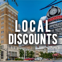 Local Discounts