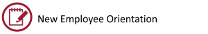 new employee orientation